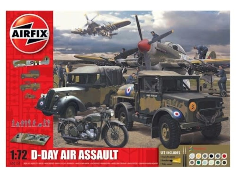 Airfix Airfix D-Day 75th Anny Air Assault