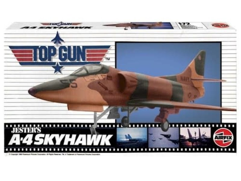 Airfix Airfix 2020 Top Gun Jester's A-4 Skyhawk