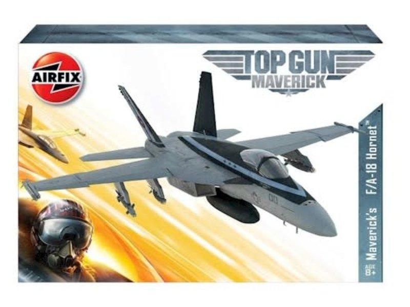 Airfix Airfix 2020 Top Gun Maverick's F-18 Hornet