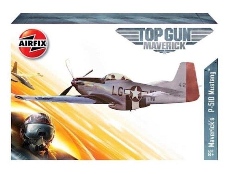 Airfix Airfix 2020 Top Gun Maverick's P-51D Mustang