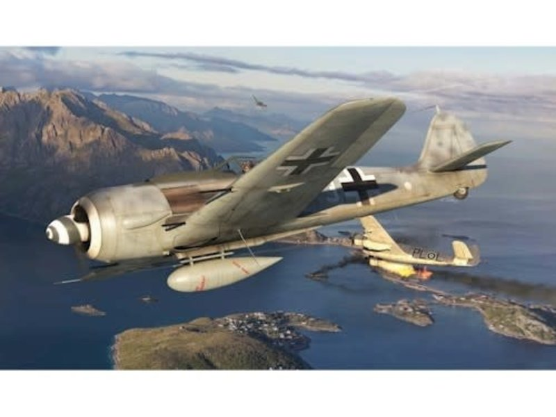 Airfix Airfix Focke-Wulf FW190A-8