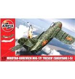 Airfix Airfix Mikoyan=Gurevich Mig-17 Fresco