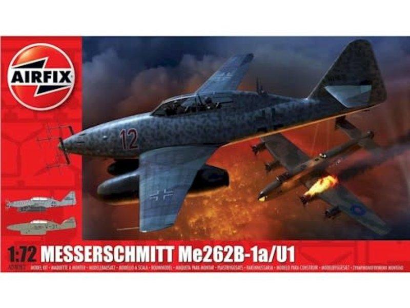 Airfix Airfix 1:72 Messerschmitt Me262-B1a