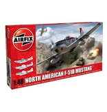 Airfix Airfix 1:48 North American F51D Mustang