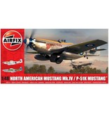 Airfix Airfix 1:48 North American Mustang Mk.IV