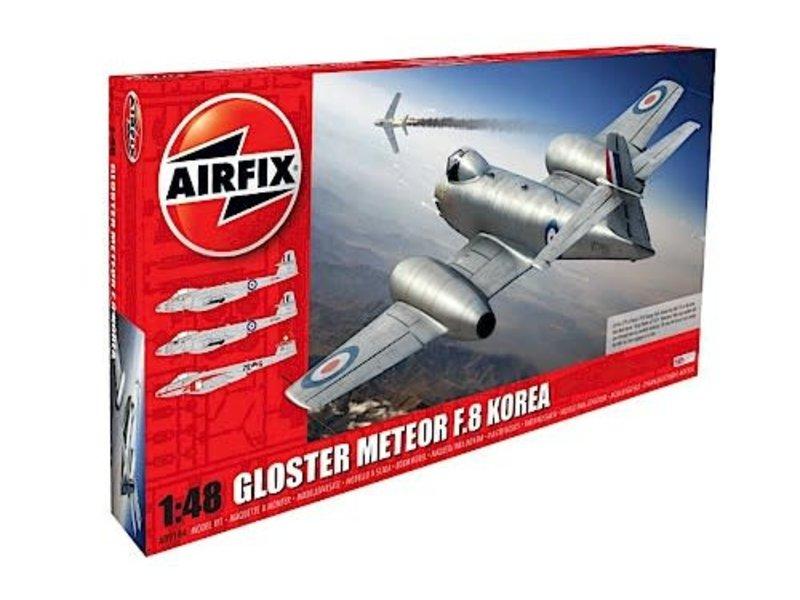 Airfix Airfix 1:48 Gloster Meteor F8, Korean War