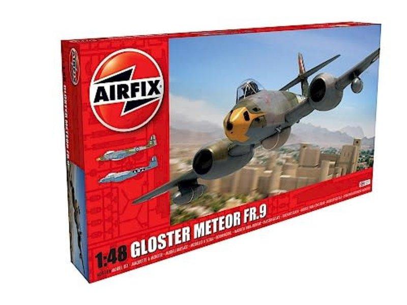 Airfix Airfix 1:48 Gloster Meteor FR9