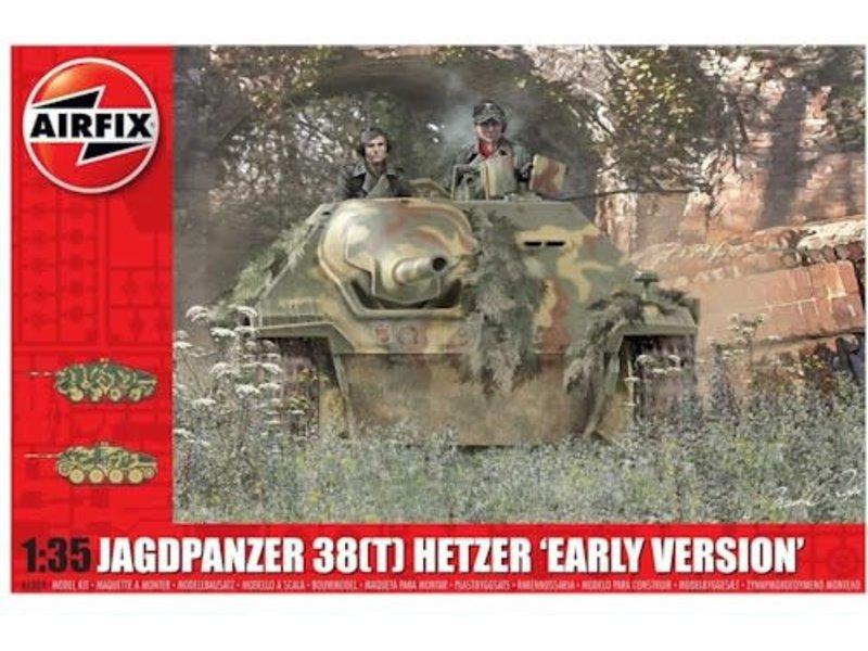 Airfix Airfix JagdPanzer 38 tonne Hetzer Early Version