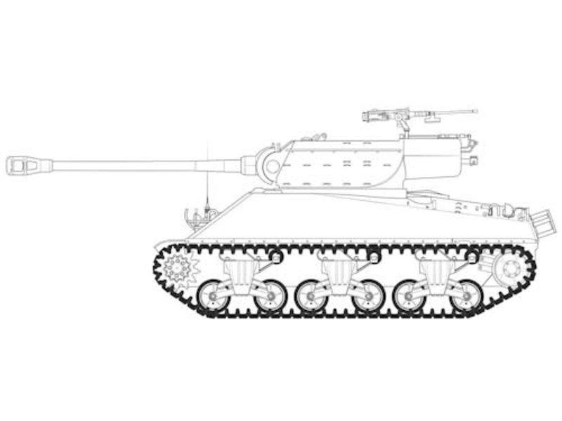 Airfix Airfix M36B1 GMC (U.S. Army)