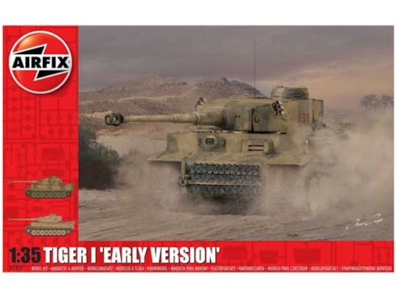 Airfix Airfix Tiger 1 Early Production Version
