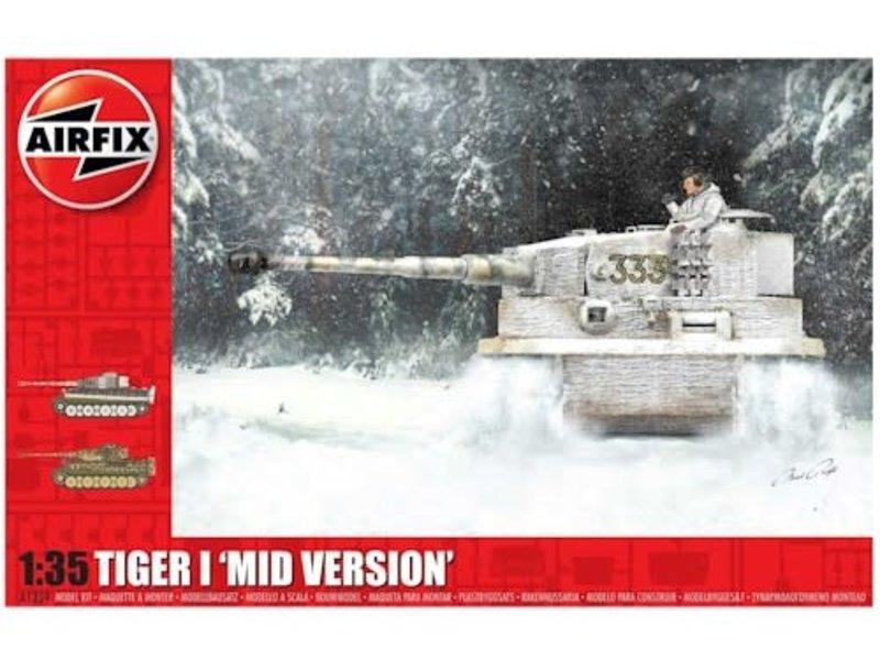 "Airfix Airfix Tiger-1 ""Mid Version"""