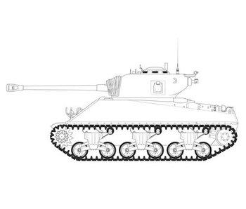 Airfix M4A3(76)W Battle of the Bulge
