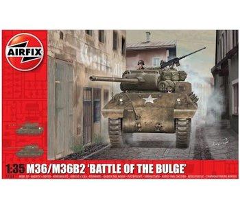 Airfix M36/M36B2 Battle of the Bulge