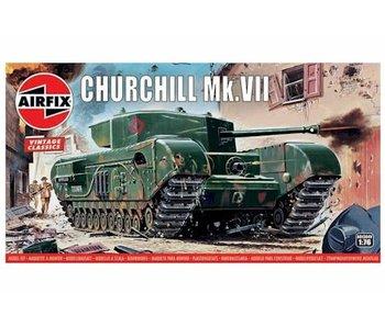 Airfix Churchill