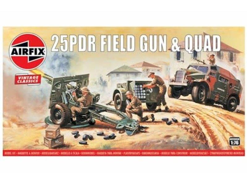 Airfix Airfix 25pdr  Field Gun