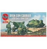 Airfix Airfix Bren Gun Carrier & 6 pdr AT Gun