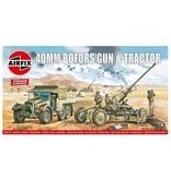 Airfix Airfix Bofors Gun & Tractor