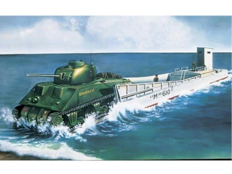 Airfix Airfix LCM3 & Sherman Tank