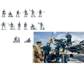 Airfix Luftwaffe Personnel