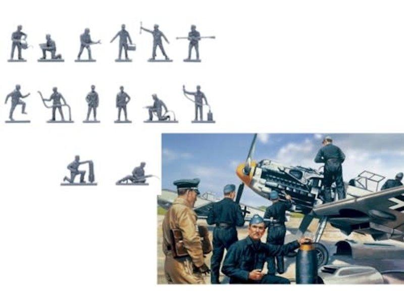 Airfix Airfix Luftwaffe Personnel