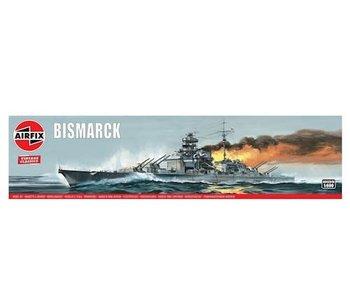 Airfix 1:600 Bismarck