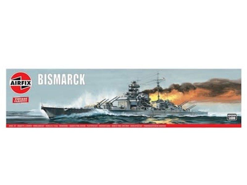 Airfix Airfix 1:600 Bismarck