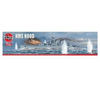 Airfix 1:600 HMS Hood