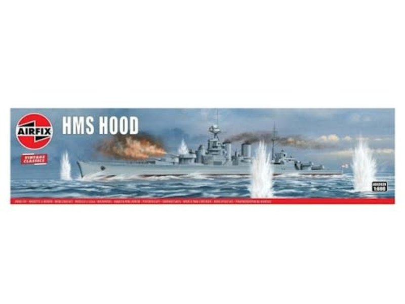 Airfix Airfix 1:600 HMS Hood