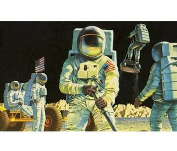 Airfix Astronauts