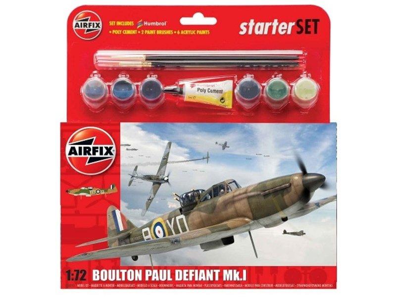 Airfix Airfix 1:72 Boulton Paul Defiant