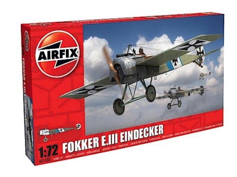 Airfix Airfix 1:72 Fokker E.III Eindecker