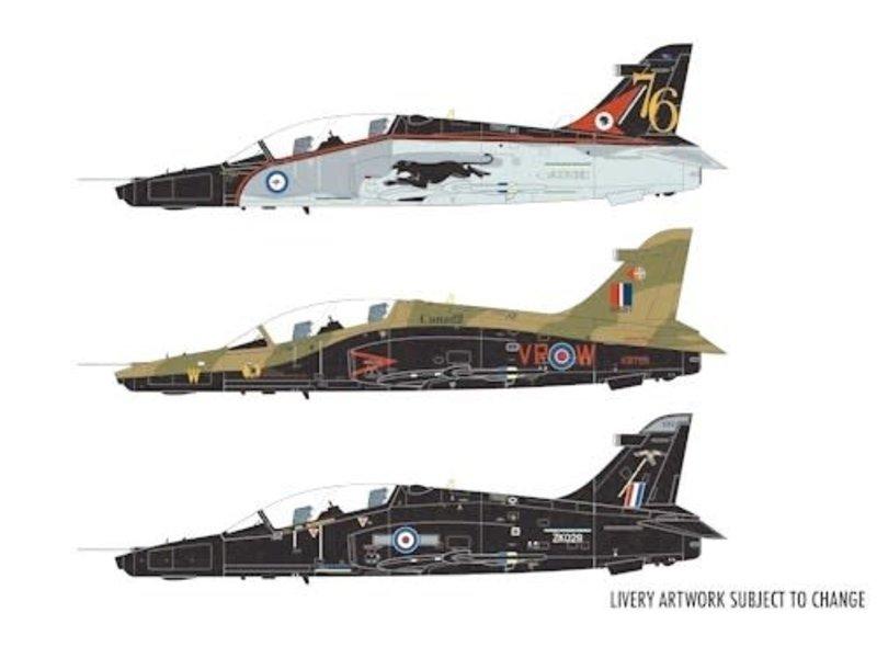 Airfix Airfix 2020 BAE Hawk 100 Series