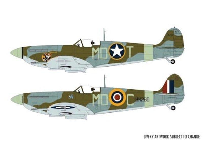 Airfix Airfix 2020 Supermarine Spitfire Mk.Vb