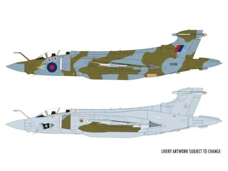 Airfix Airfix 2020 Blackburn Buccaneer S.2 RAF