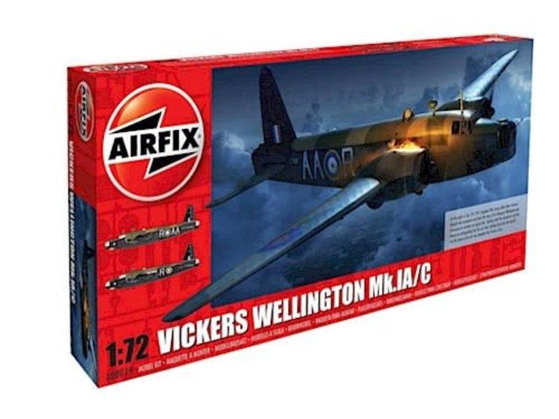 Airfix Airfix 1:72 Vickers Wellington Mk.IC