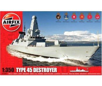 Airfix 2020 Type 45 Destroyer