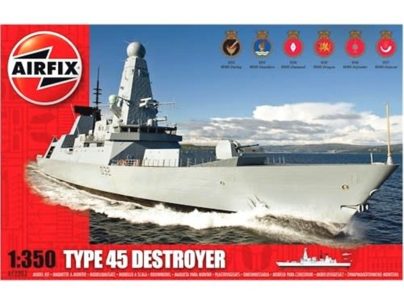 Airfix Airfix 2020 Type 45 Destroyer