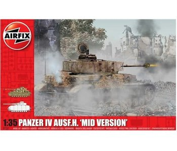 Airfix Panzer IV Ausf.H Mid Version