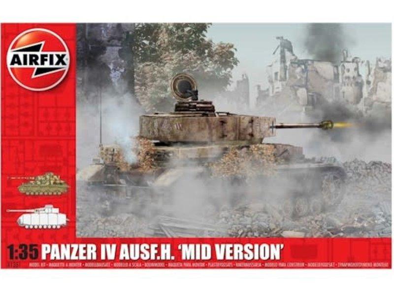 Airfix Airfix Panzer IV Ausf.H Mid Version