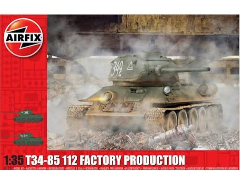 Airfix Airfix T34/85 II2 Factory Production