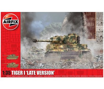 """Airfix Tiger-1 """"Late Version"""""""