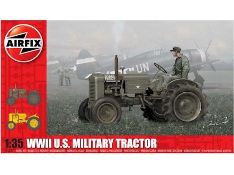 Airfix Airfix U.S. Tractor