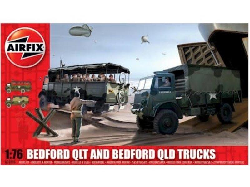 Airfix Airfix Bedford QLD/QLT Trucks
