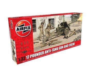 Airfix 1:32 17 Pdr Anti-Tank Gun