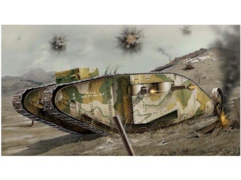 Airfix Airfix WWI Female Tanke