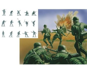 Airfix WWII German Infantry
