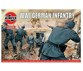 Airfix 1:72 WWI German Infantry