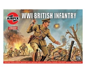 Airfix 1:72 WWI British Infantry