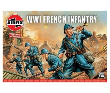 Airfix 1:72 WWI French Infantry