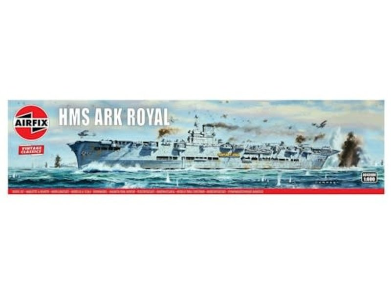 Airfix Airfix 1:600 HMS Ark Royal